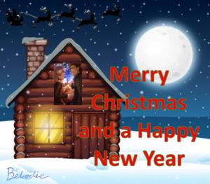 Winter Holiday Event 21-12-20/01-01-21: Christmas Card Rayan