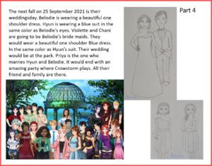 Happily Ever After Event 04-07-21/10-07-21: Belodie & Hyun Story Part 4
